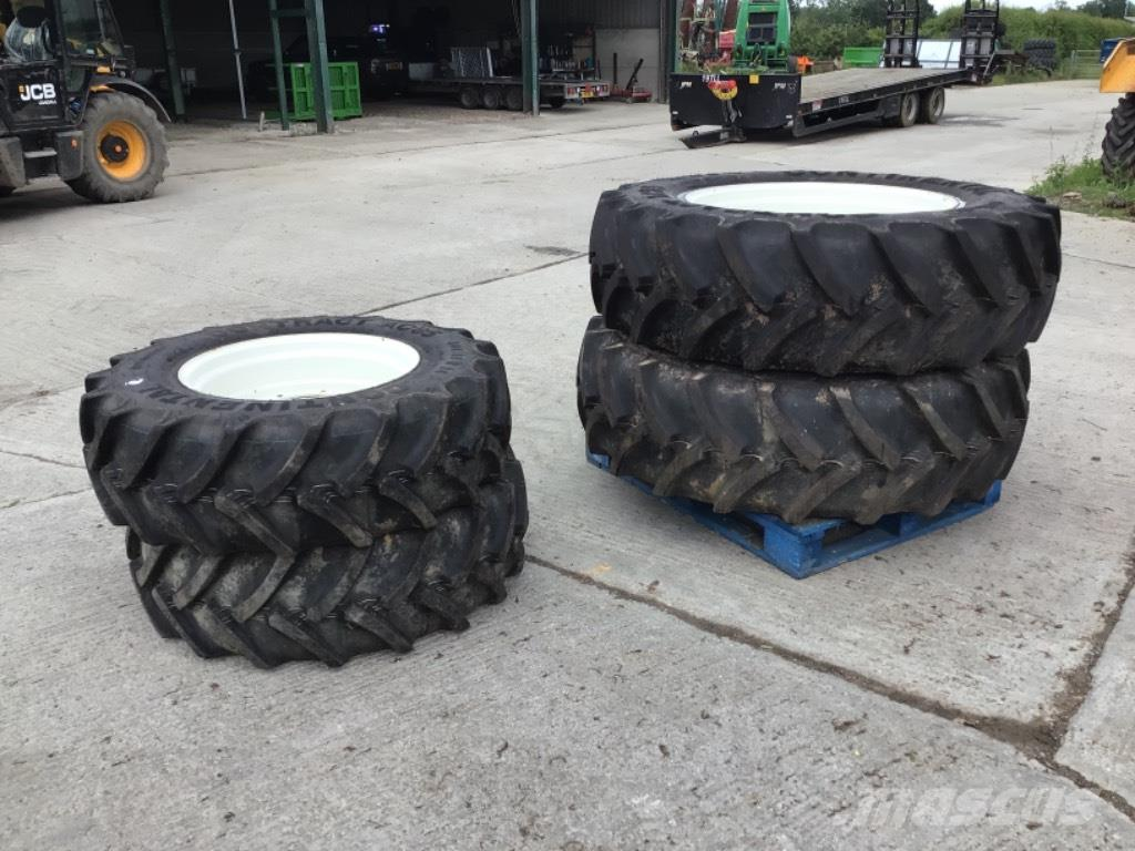 New Holland Wheels and tyres