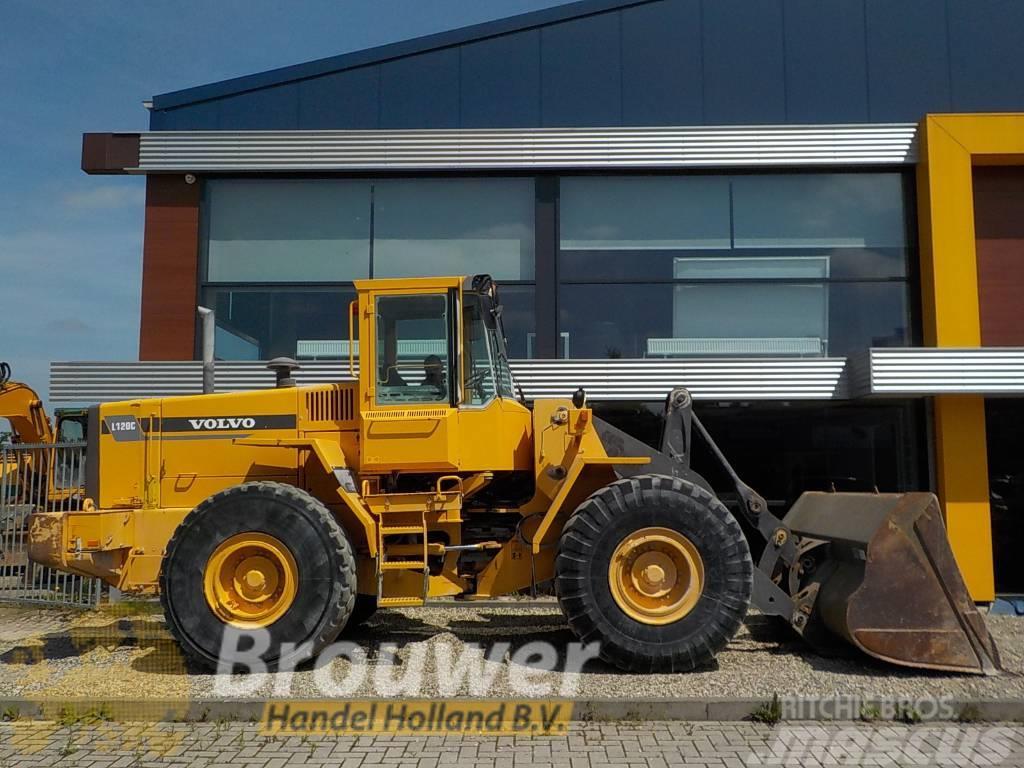 Volvo l120c