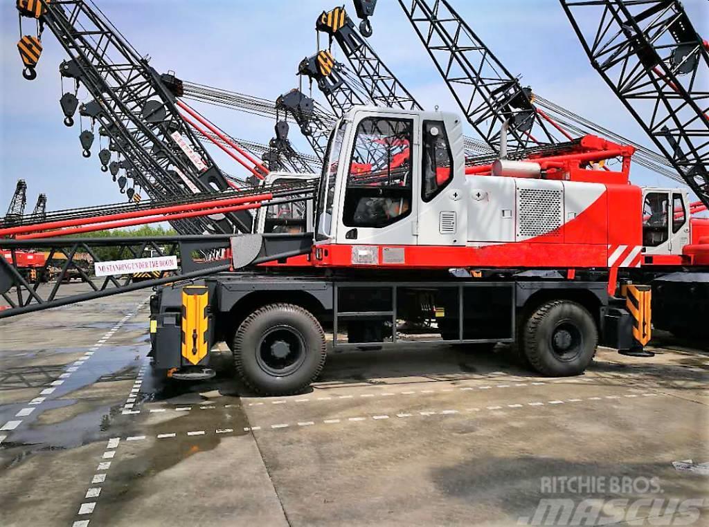 [Other] Sanqi-Shangjia S-55T Truck Crane