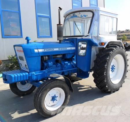 Ford 5000 5600