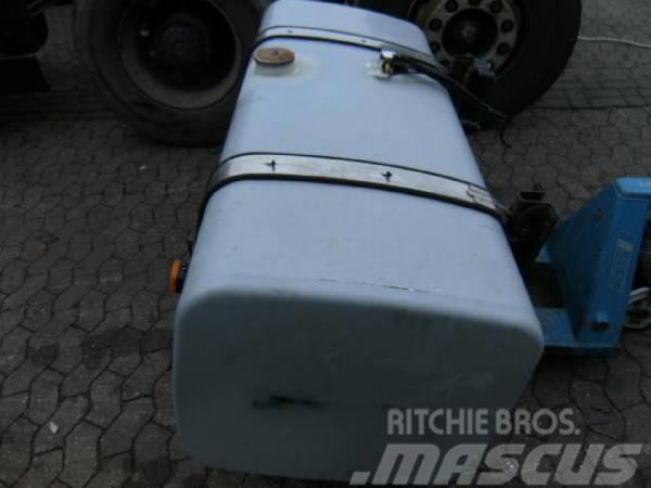 MAN Tank 600 Ltr. Alutec, 2005, Övriga