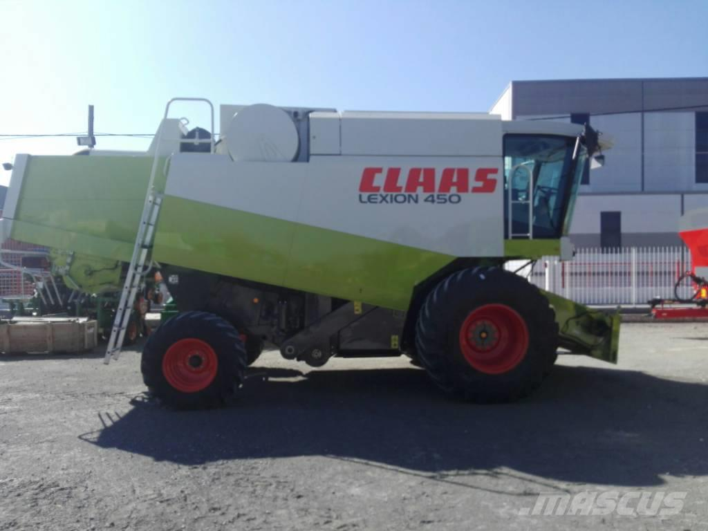 CLAAS 450