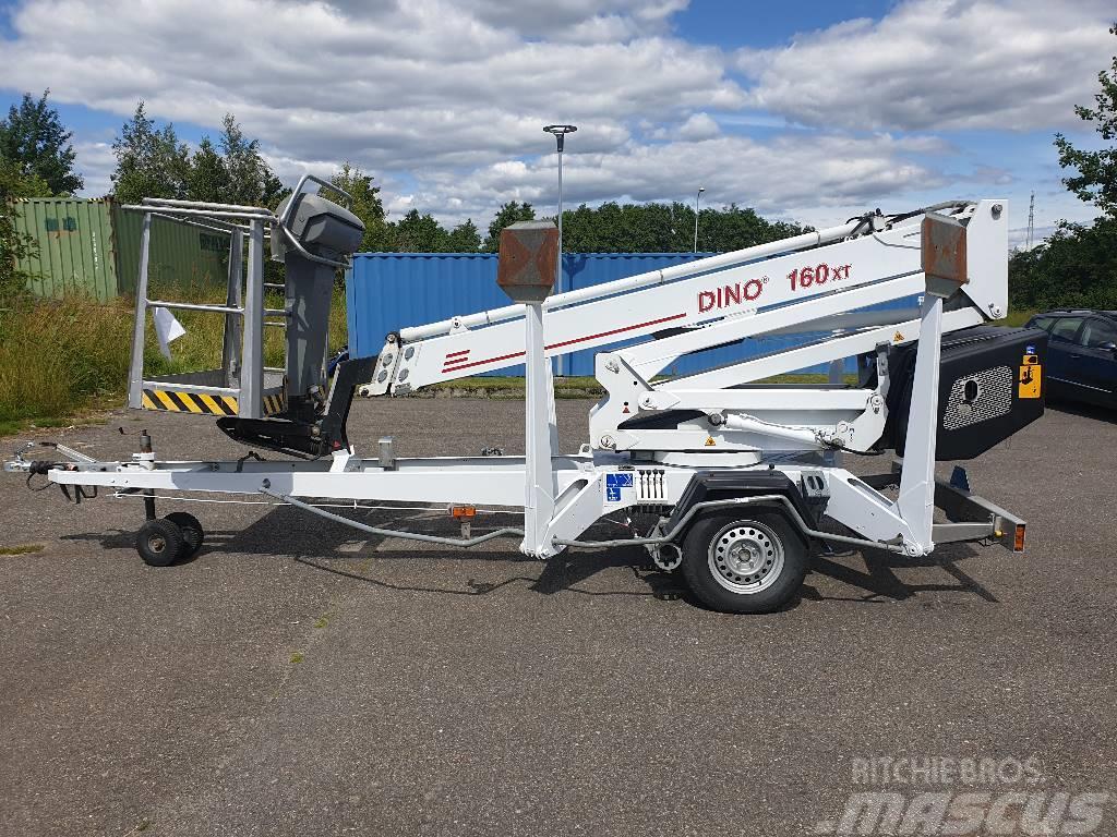 Dino 160 XT tilhengerlift 16 m arb.høyde (Nannestad)