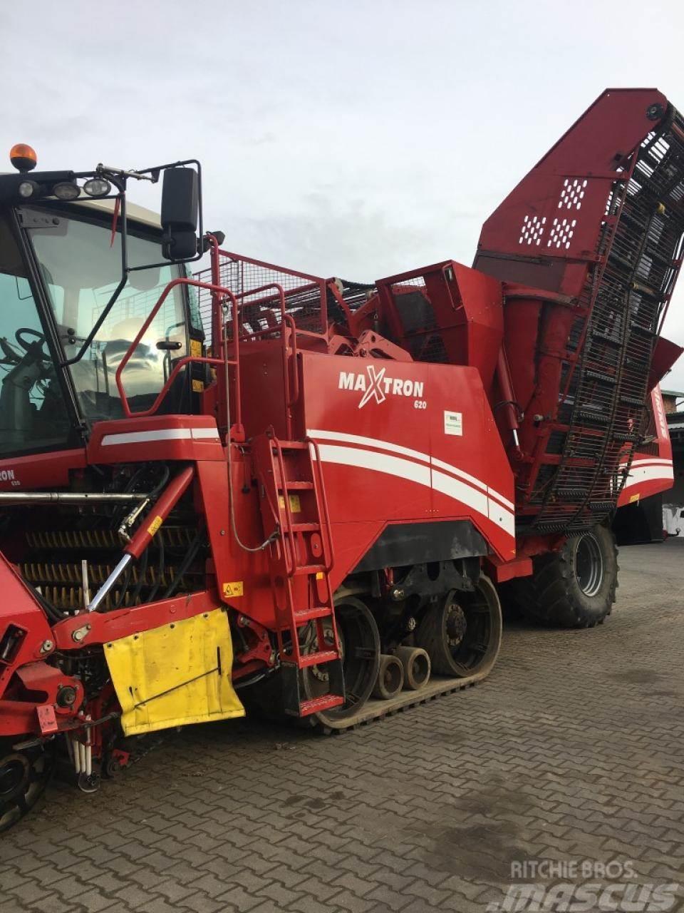 Grimme MAXTRON 620 I
