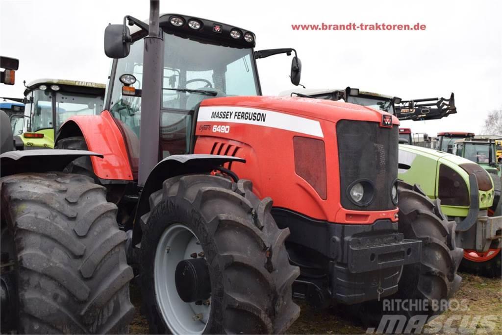 Massey Ferguson MF 6490 Dyna 6