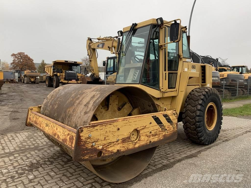 Caterpillar CS 563 - German machine! Top!