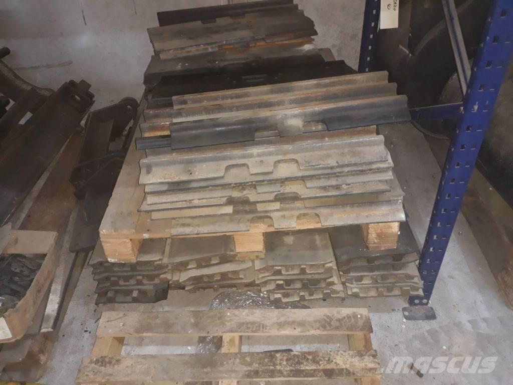 Komatsu Cadenas tejas para retroexcavadora