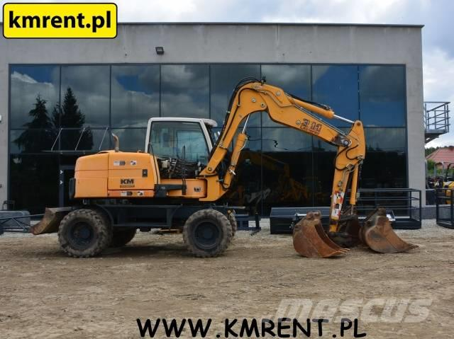 Liebherr A 311 A 309 A 308 A 312 CAT M 312 JCB JS 130 145