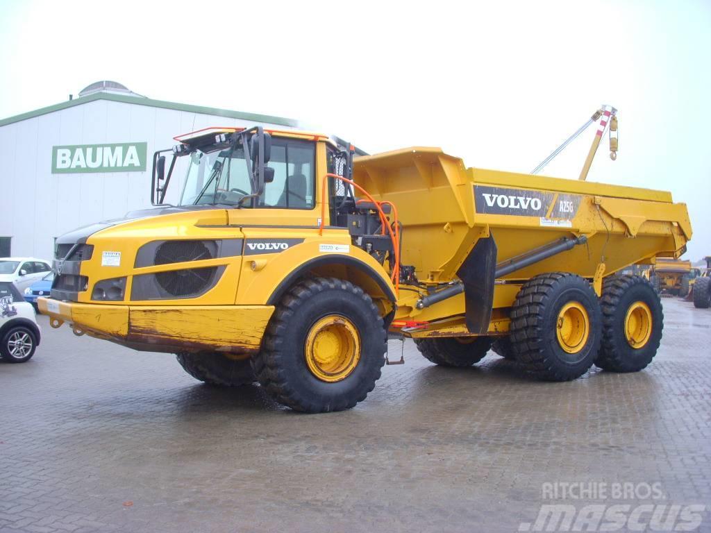 Volvo A 25 G (12000875) MIETE RENTAL