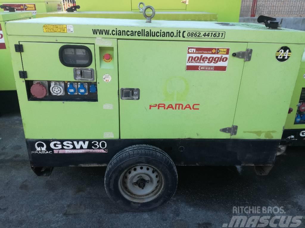 Pramac GSW30