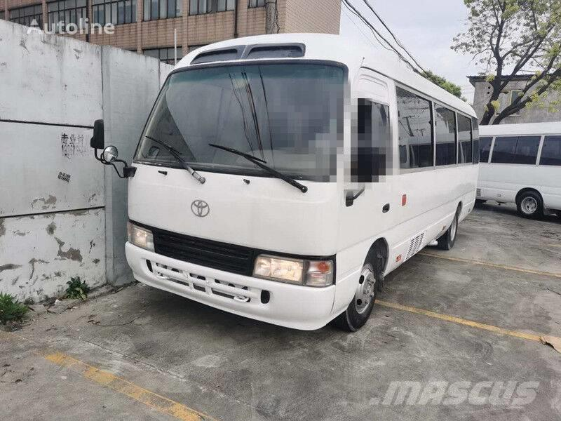 Toyota Coaster city bus 2017