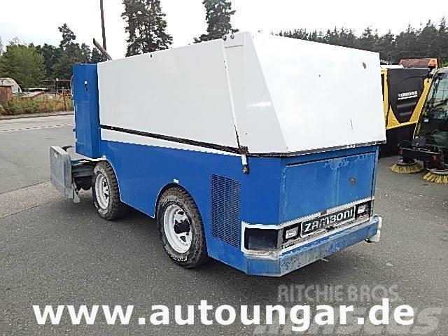Zamboni 440 Ice Resurfacer Eisbahn Maschine Eisbea