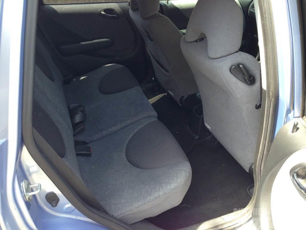 Honda LA-GD1, 2002, Personbilar