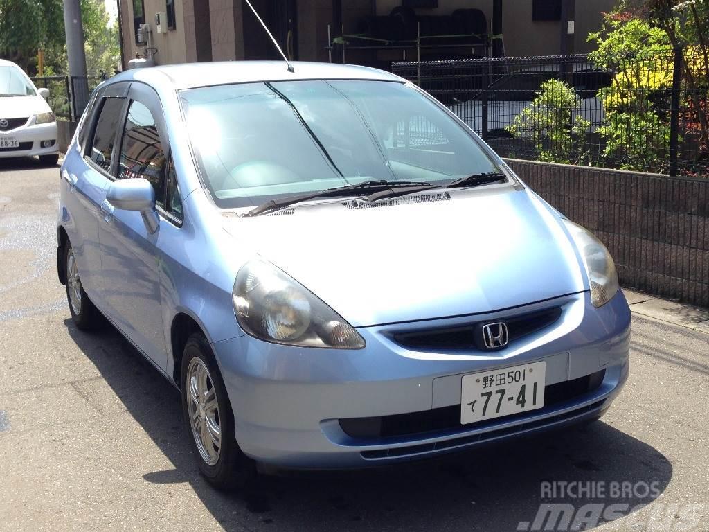Honda LA-GD1