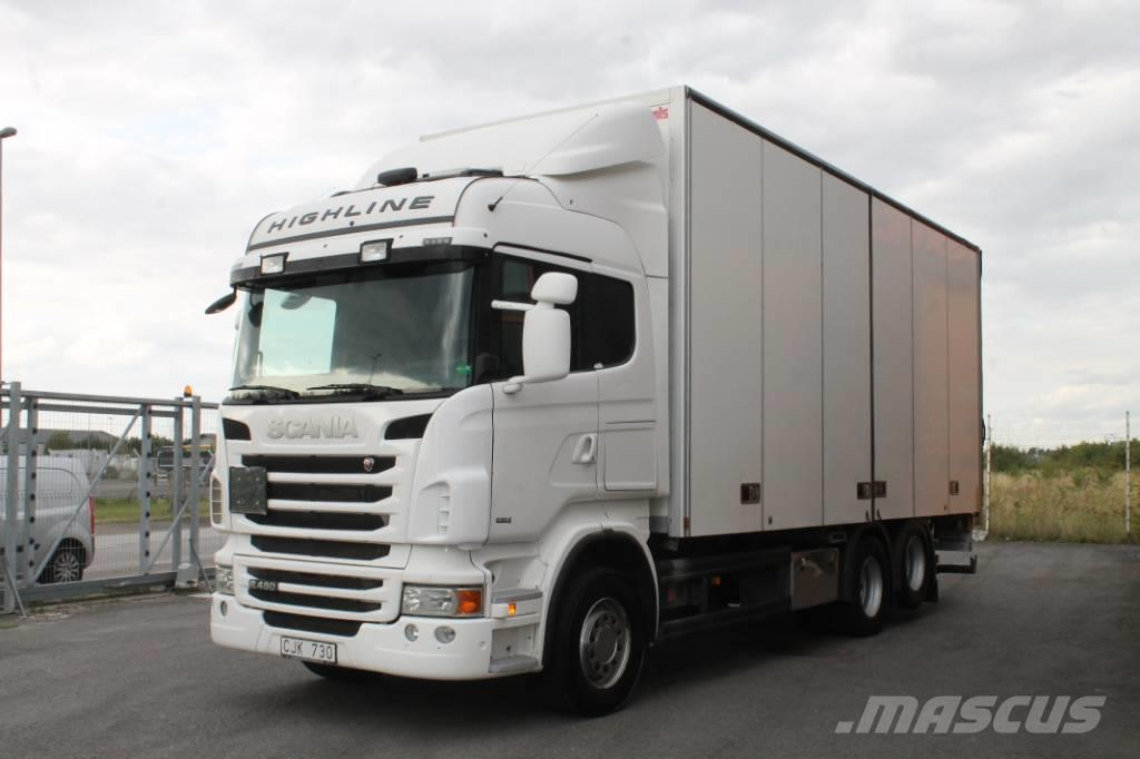 Scania R480LB6X2MNB Euro 5