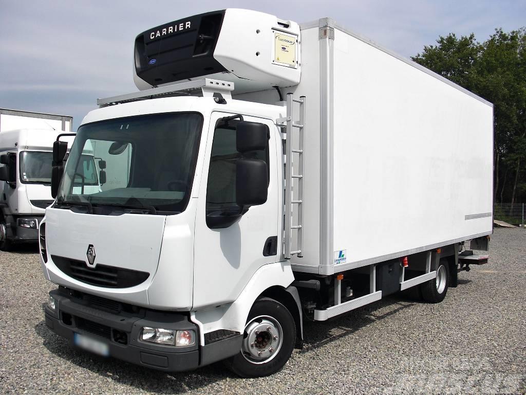 Renault Midlum 180.10 Freezer FRC-FRC 15 Pallets Lift A/C