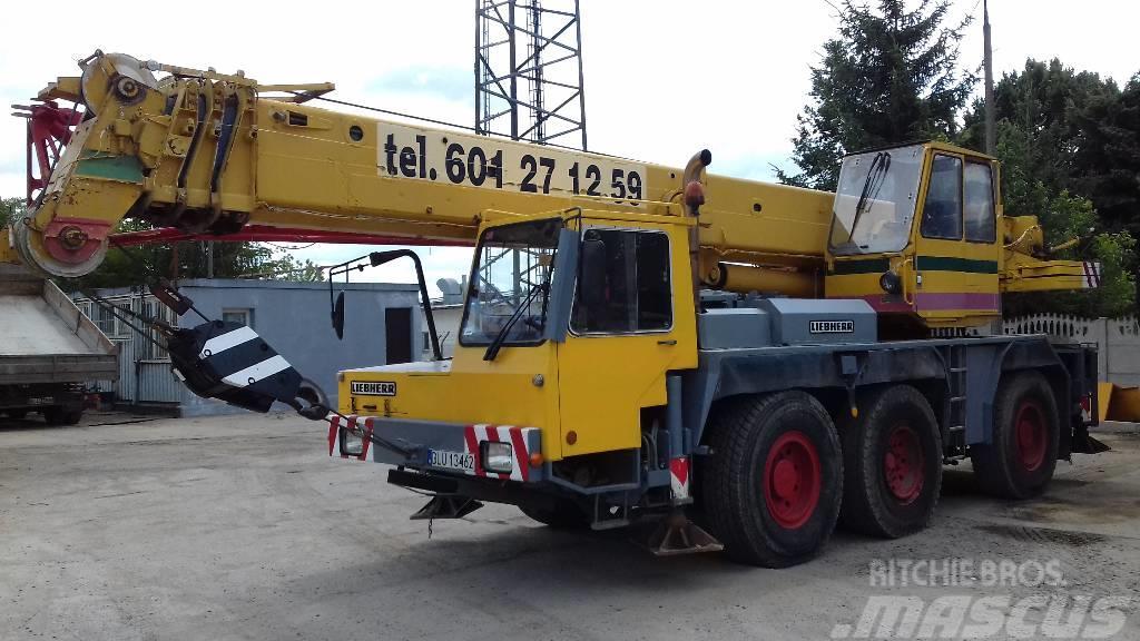 Liebherr LTM 1035