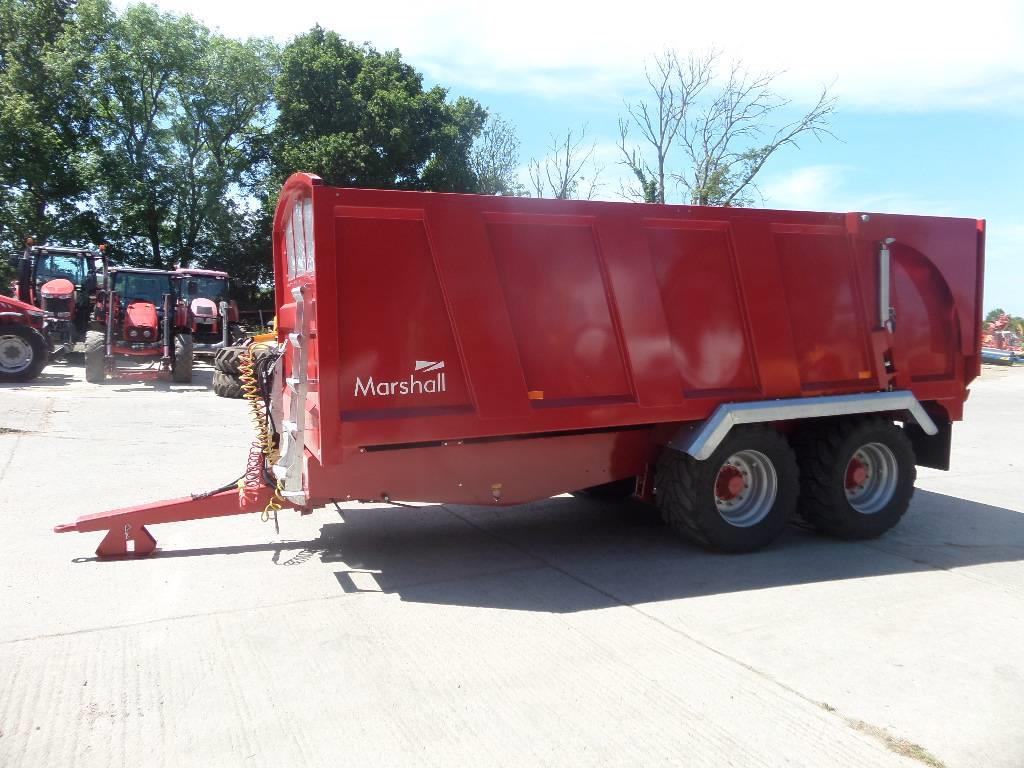 Marshall 14 TON GRAIN TRAILER