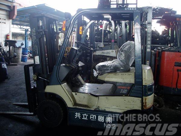 Toyota 7FBL15