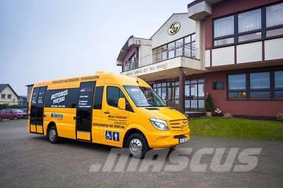 Mercedes-Benz SPRINTER 519 CDI CITY BUS/...