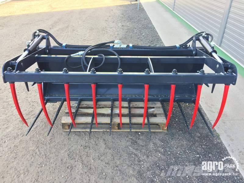 [Other] NEW Manure bucket 200 cm wide, EURO pickup