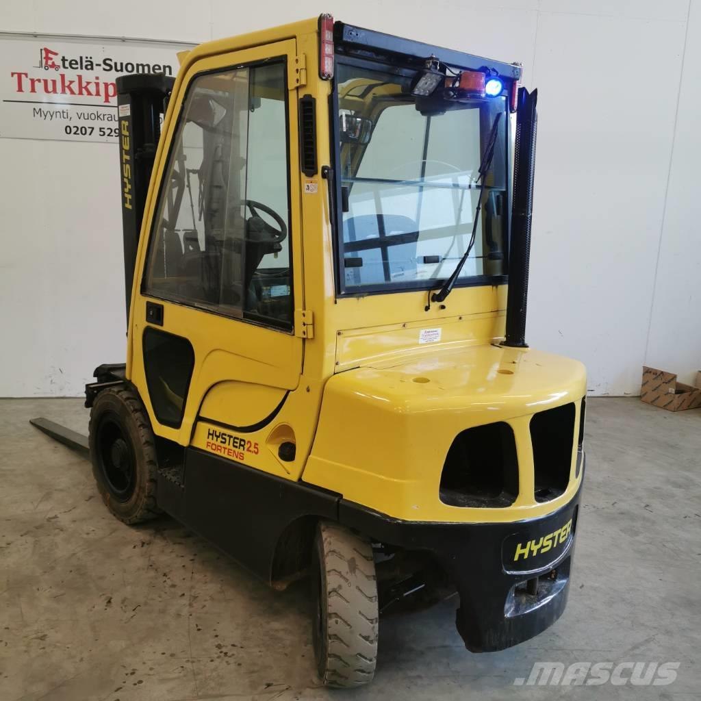 Myyty Hyster H 2.50 FT