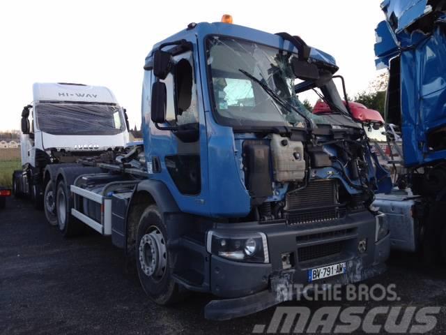 Renault PREMIUM 430 LANDER *ACCIDENTE*DAMAGED*UNFALL*
