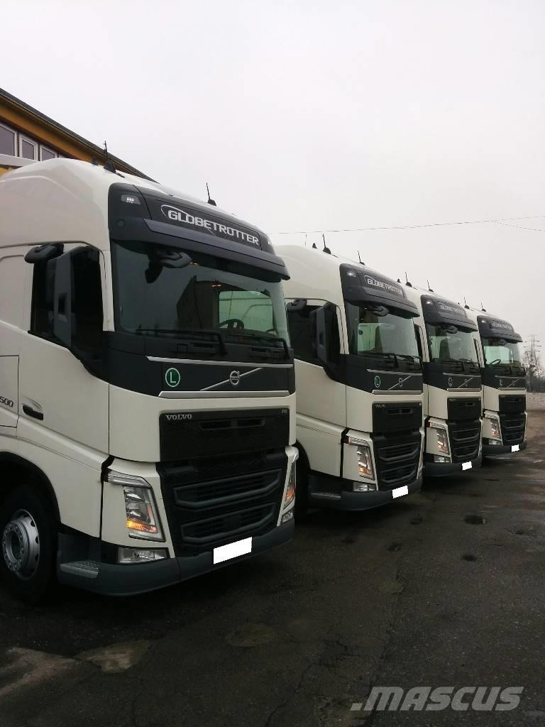 Volvo Fh 500 Euro6 Globetrotter Xl Marzec 2017 Tractor Units