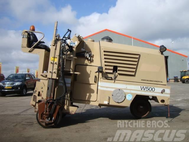 Wirtgen W500 Asphalt Cold Milling Machines Price 163