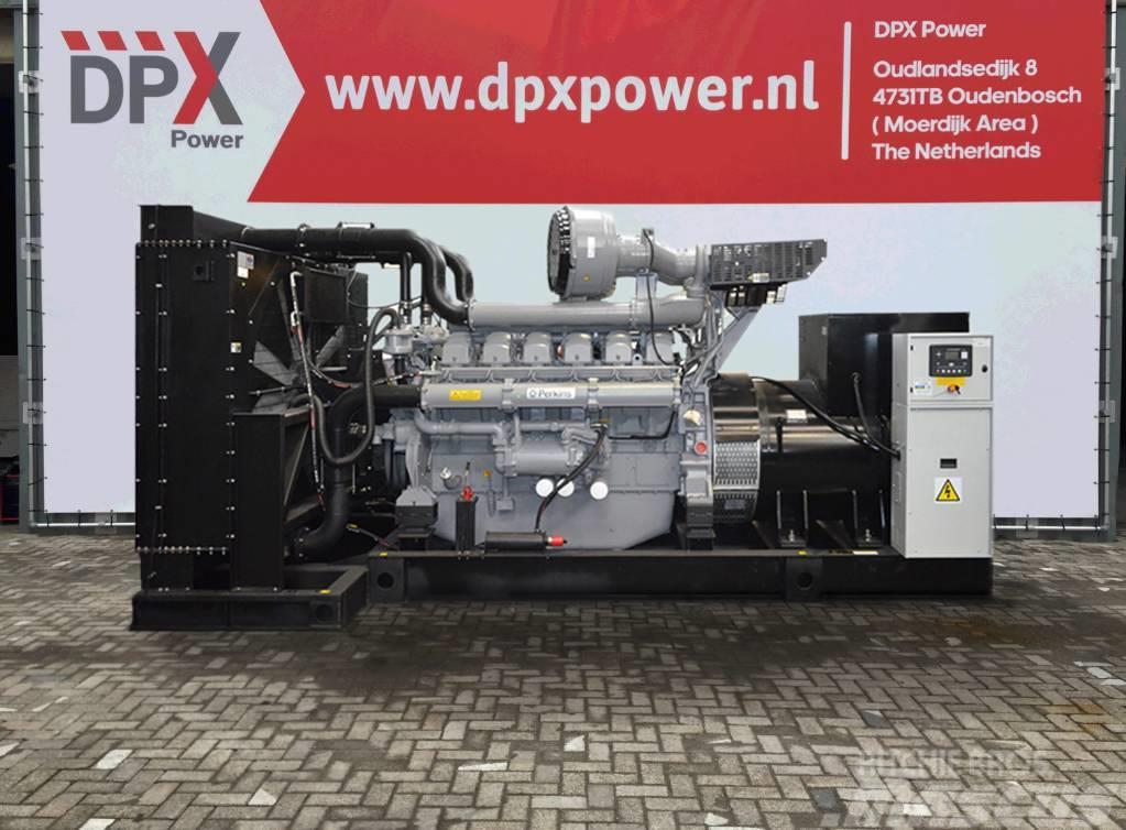 Perkins 4016-61TRG1 - 2000 kVA Generator - DPX-15724