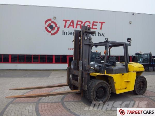 Hangcha CPCD80-RW28 Diesel 8Ton Duplex-330cm