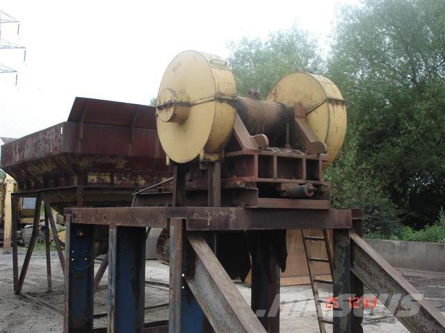 "[Other] Goodwin 24"" x 6"" / 600 x 150 mm ST Jaw Crusher"