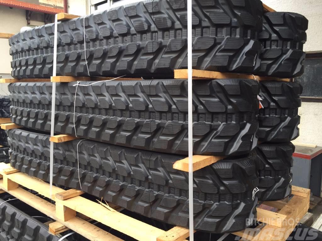 Bridgestone Rubber Tracks 400 mm