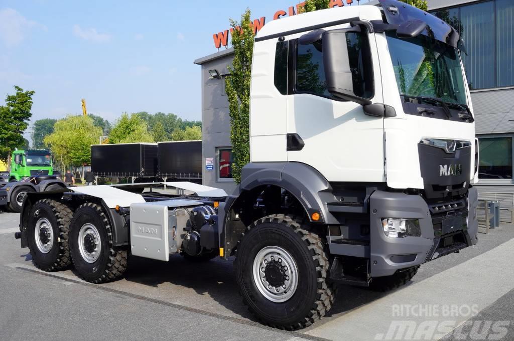 MAN TGS 33.510 6x6 BB CH / EURO 6D / FACTORY NEW / NEW