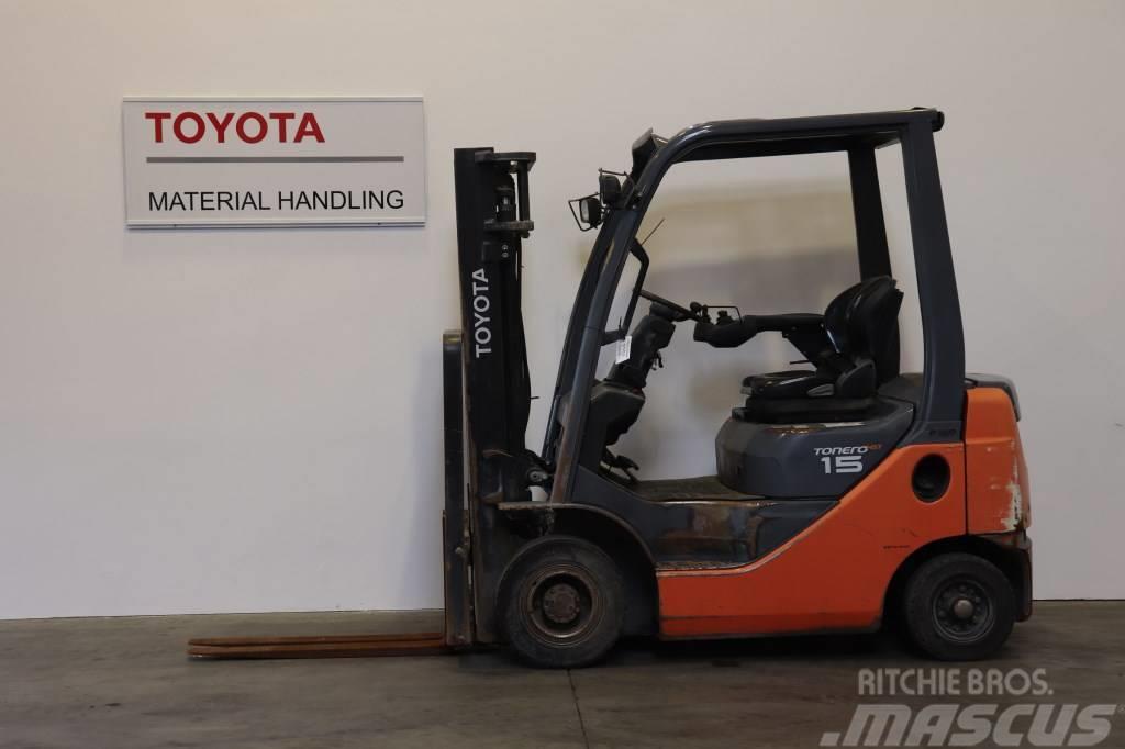 Toyota 06-8FD15F
