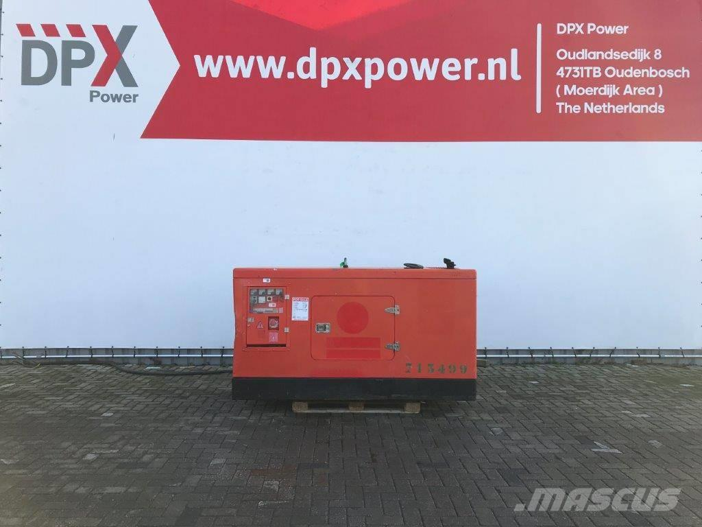 Himoinsa HYW-45 - Yanmar - 45 kVA Generator - DPX-12173