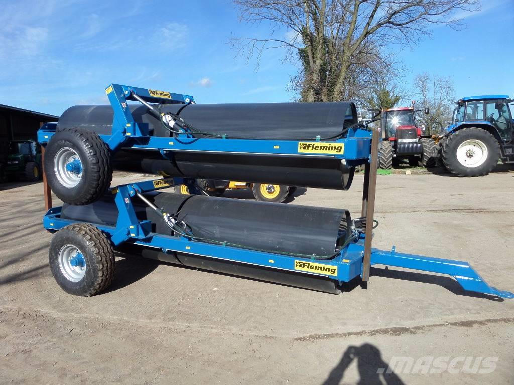 Fleming 12ft end tow roller