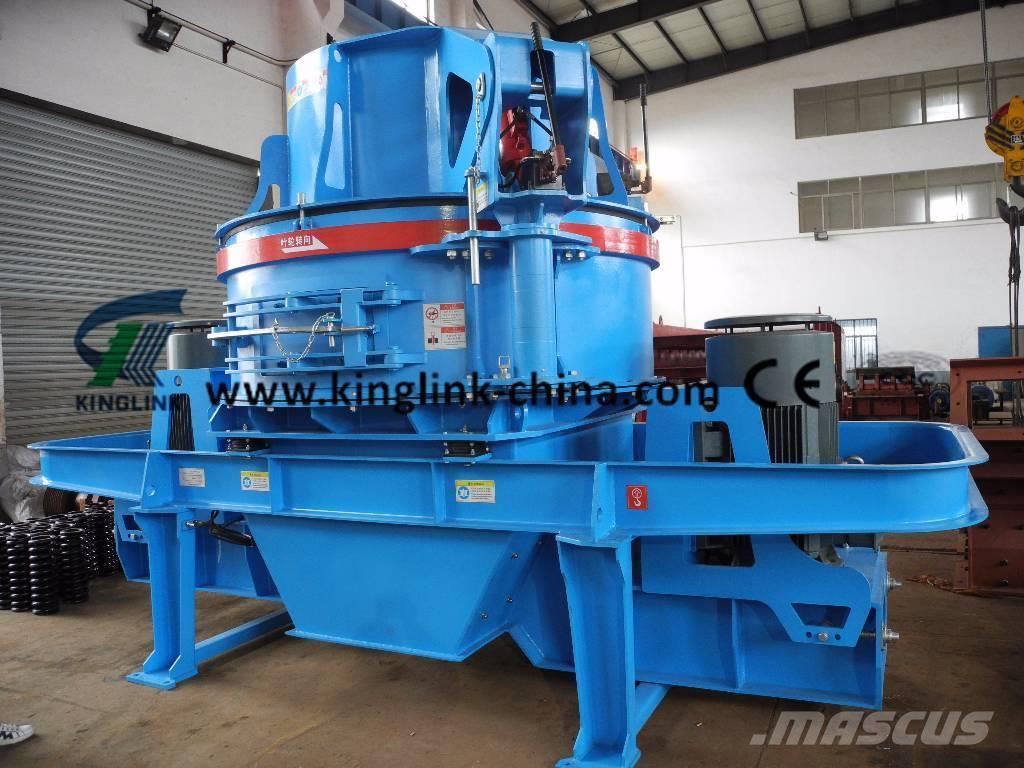 Kinglink KL-8 VSI Vertical Shaft Impact Crusher (Barmac)