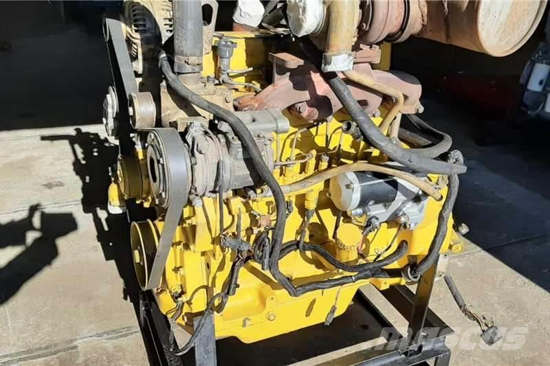 Bell John Deere 4045 T Engine