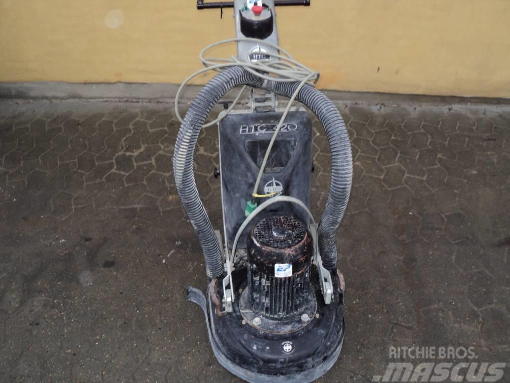 HTC 420, Slibemaskine