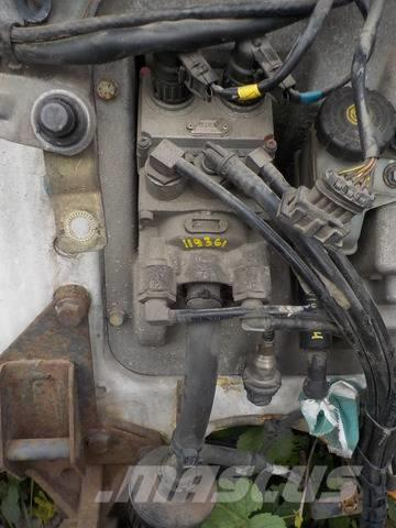 Mercedes-Benz Atego MPI Foot brake valve 44312205/0044314705/480