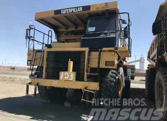 Caterpillar 773D Dump Truck **Year 2005**