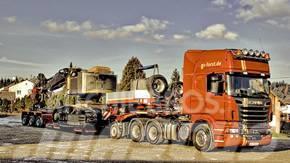 Scania R 730 LA