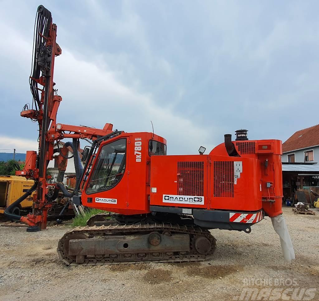 Sandvik DX 780