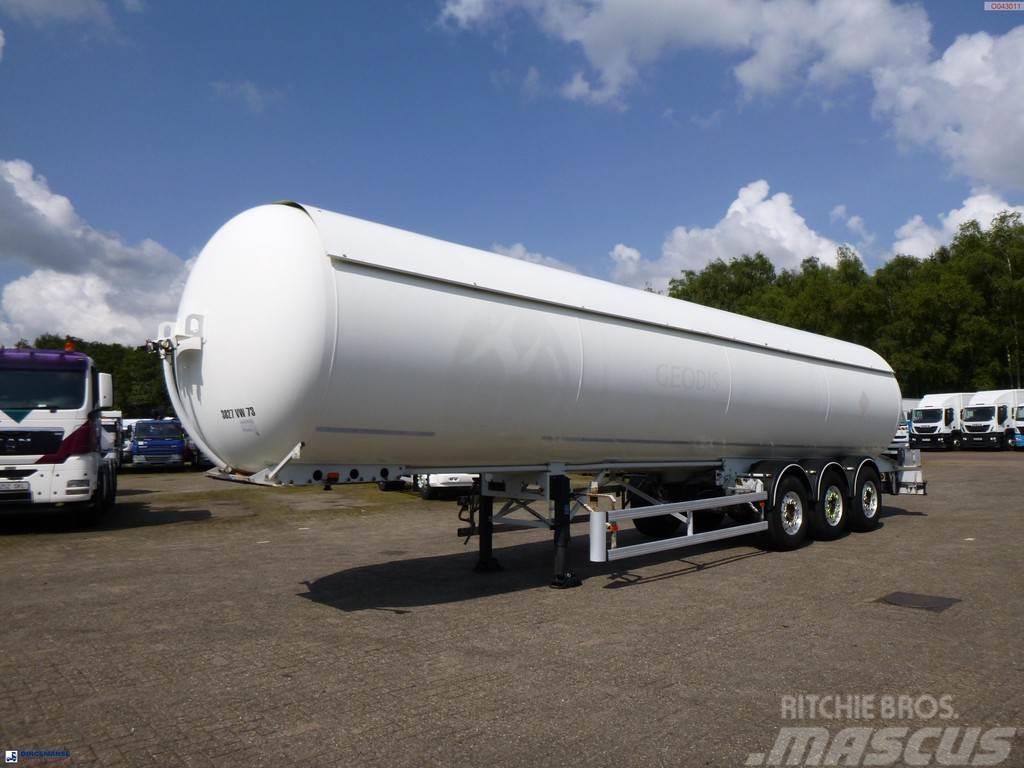 Robine Gas tank steel 51.5 m3