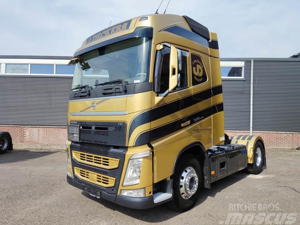 Volvo FH 500 4x2 Globetrotter Euro 6 - ADR - Alcoa's TOP