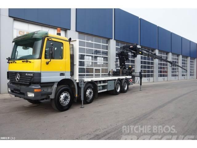 Mercedes-Benz Actros 4140 8x4 Hiab 40 ton/meter Kran