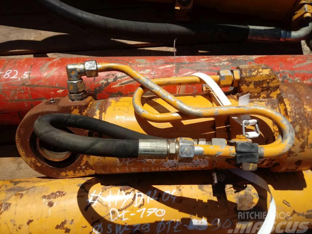 Liebherr Siłownik Liebherr Hydraulic cylinder 60 60 77