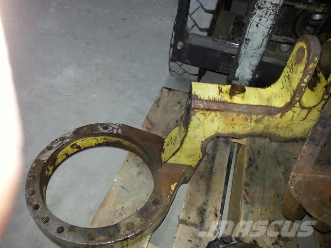 John Deere Harvester head 758, 480 valco Rolls arms
