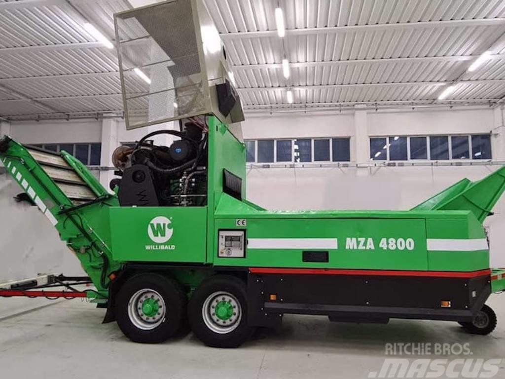 Willibald MZA 4800